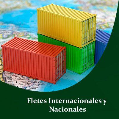 Fletes multimodal , Flete internacional , Fletes locales , fletes en mexico , Fletes en el interior de la república